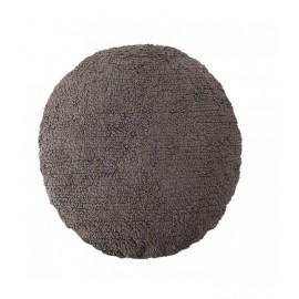 COUSSIN DOTS - GRIS FONCE
