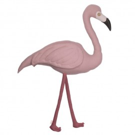 COUSSIN FLAMANT ROSE - NUMERO 74