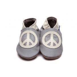 CHAUSSONS PEACE ENFANT - INCH BLUE
