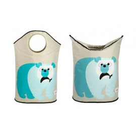PANIER A LINGE OURS - 3 SPROUTS