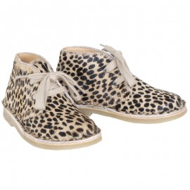 CHAUSSURES LEOPARD - PETIT NORD
