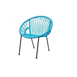 CHAISE TICA TURQUOISE