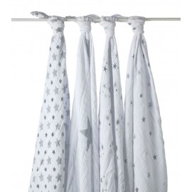 SWADDLE TWINKLE - PACK ×4