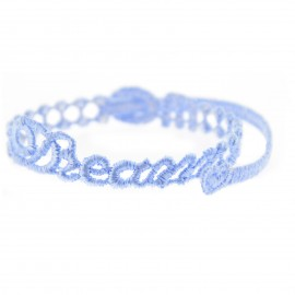 BRACELET DREAM BLEU CIEL