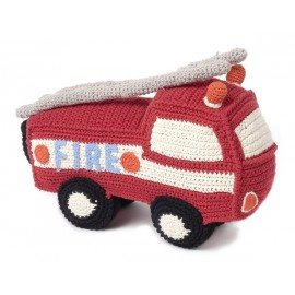 FIRE ENGINE 23 CM RED