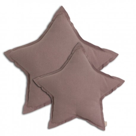 GRAND COUSSIN ETOILE VIEUX ROSE
