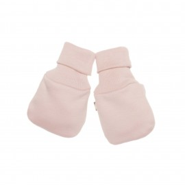 PINK WELCOME MITTENS