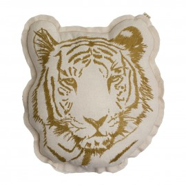 COUSSIN ANIMAL TIGRE