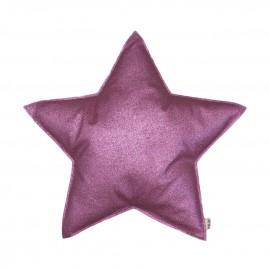 MINI STAR CUSHION GLITTERS PINK - NUMERO 74