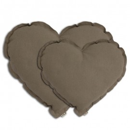 GRAND COUSSIN COEUR BEIGE