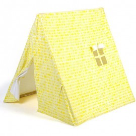 KIDS TENT - YELLOW - DEUZ