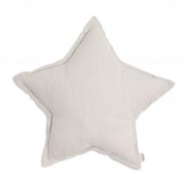 WHITE STAR CUSHION