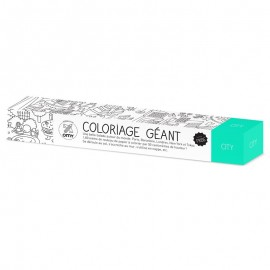 COLORIAGE GEANT CITY- MEDIUM