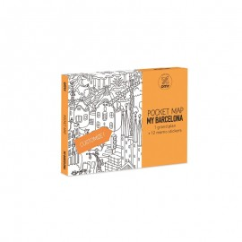 POCKET MAPS - BARCELONE