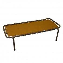 GOLD METAL BED - NUMERO 74