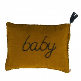 COUSSIN GOLD 40X30 CM - BABY
