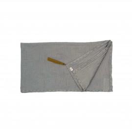 SILVER GREY - TOWEL 110 X 190