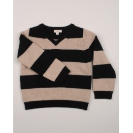 PULL FASHION SABLE - NOIR