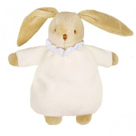 LAPIN MUSICAL IVOIRE 25Cm