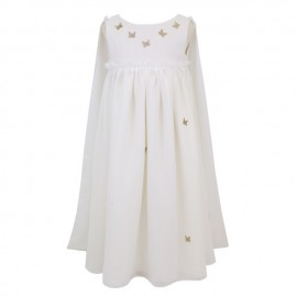FAIRY COSTUME - SOPHIE- WHITE 6 TO 9 Y