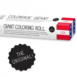 COLORIAGE GEANT - USA