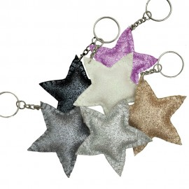 STAR KEY CHAIN - NUMERO 74