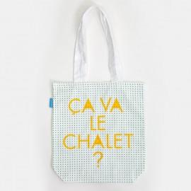 SAC CABAS - CA VA LE CHALET ?