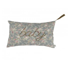 COUSSIN JOSEPHINE GRIS ARGENT 40X70 - BABY
