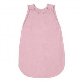 SUMMER SLEEPY BAG - DUSTY PINK - SMALL - 75 CM
