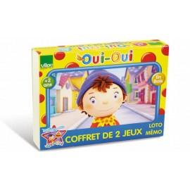 COFFRET DE JEUX OUI-OUI