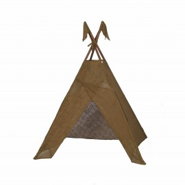 TIPI TENT - LACE BAROQUE - GOLD