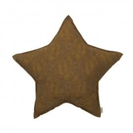 MINI COUSSIN ETOILE LACE FLOWER - GOLD