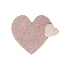TAPIS - PUFFY LOVE NUDE 160X180