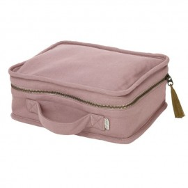 SUITCASE - SMALL - DUSTY PINK