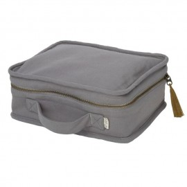 SUITCASE - SMALL - STONE GREY