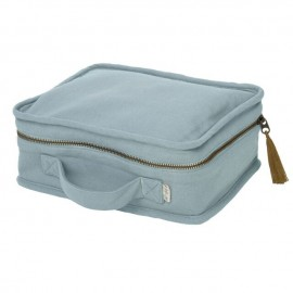 VALISE DE VOYAGE - SMALL - SWEET BLUE