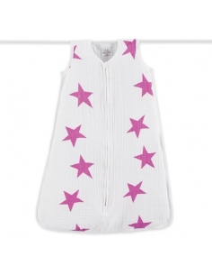 gigoteuse classique legere - twinkle pink