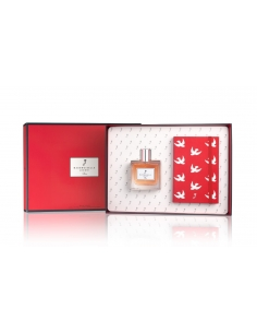 SET EAU DE TOILETTE MADEMOISELLE & NOTE BOOK