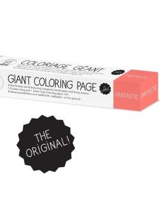 coloriage geant fantastique - omy