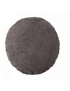 COUSSIN DOTS - GRIS FONCE - LORENA CANALS