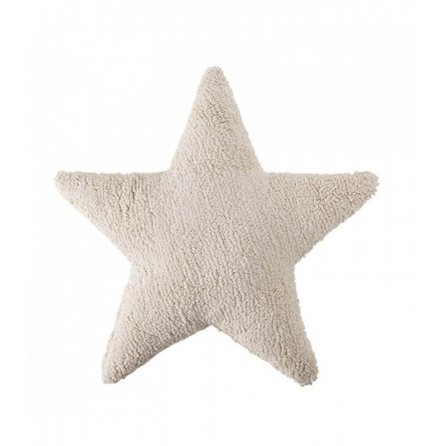 COUSSIN ETOILE - BEIGE - LORENA CANALS