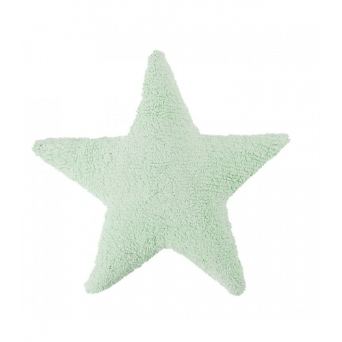 COUSSIN ETOILE - MENTHE - LORENA CANALS