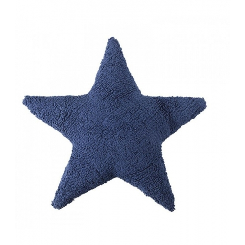 COUSSIN ETOILE - NAVY - LORENA CANALS
