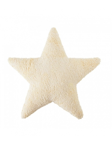 COUSSIN ETOILE - VANILLE - LORENA CANALS