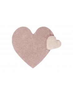 TAPIS - PUFFY LOVE NUDE 160X180