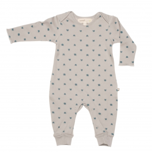 jumper gris argent - chat - oeuf nyc