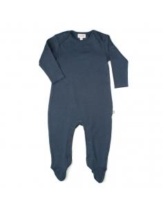 pyjama bleu a pois - oeuf nyc