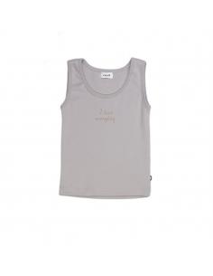 t-shirt debardeur - everyday - oeuf nyc