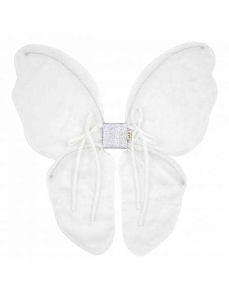 ailes de fée - blanc