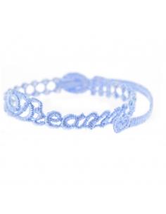 bracelet dream bleu ciel - missiu
